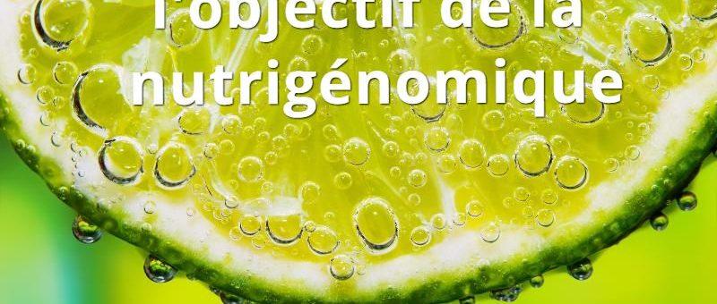 Les bénéfices les plus importants de l'application de la nutrigénomique.